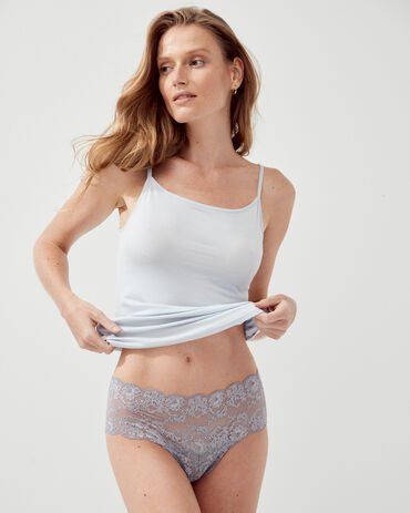 Stretch Lace Hipster