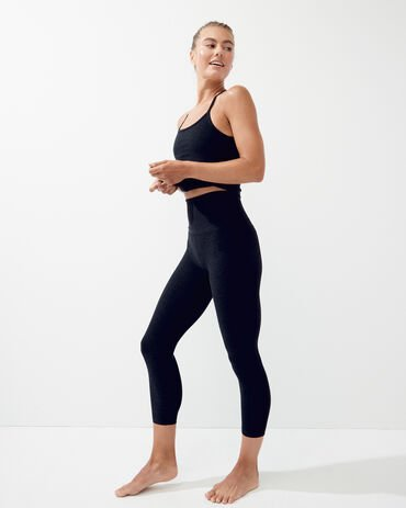 Beyond Yoga Spacedye High Rise Capri Leggings