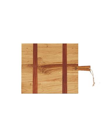 Etú Home Rectangle Oak Charcuterie Board, Medium