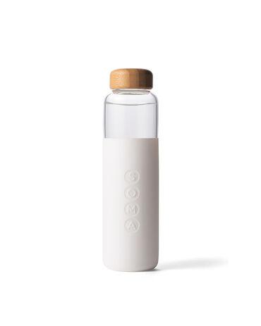 Soma Glass Water Bottle - 17 oz. White