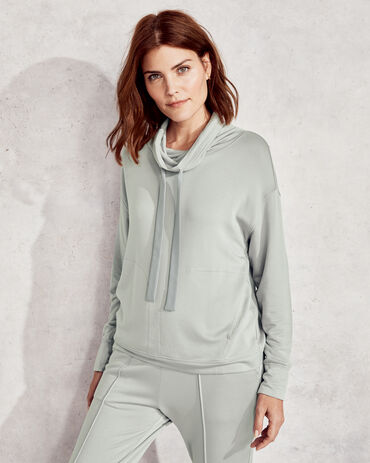 Lightweight Cloud Fleece Sweatshirt