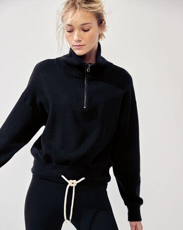 Varley Half-Zip Sweatshirt