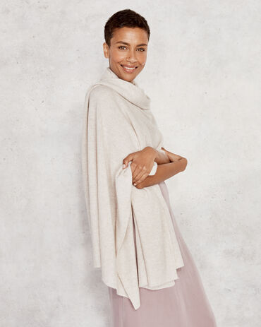 Pure Cashmere Featherweight Wrap