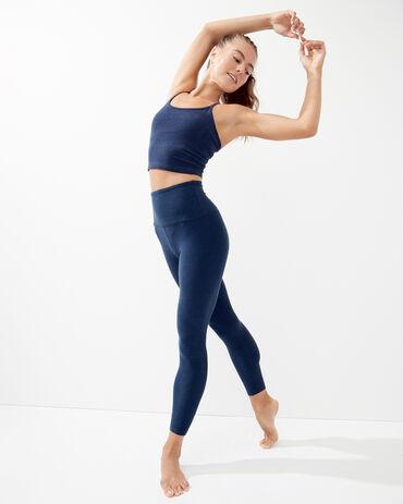Beyond Yoga Spacedye High Rise Midi Leggings