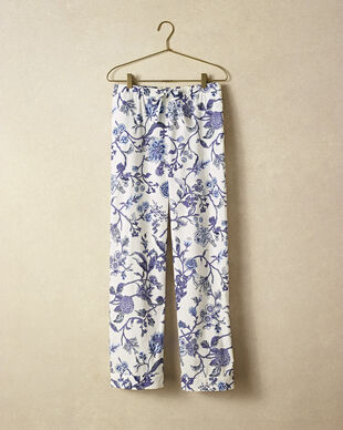 True Cotton Drawstring Pant