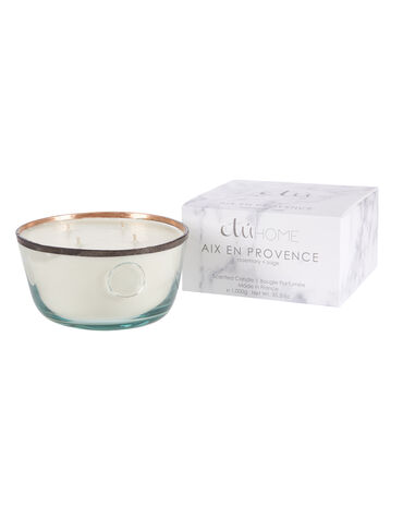 Etú Home Aix En Provence Rosemary And Sage Candle, Large