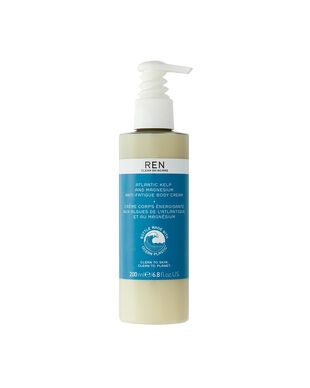 REN Clean Skincare Kelp + Magnesium Anti-Fatigue Body Cream
