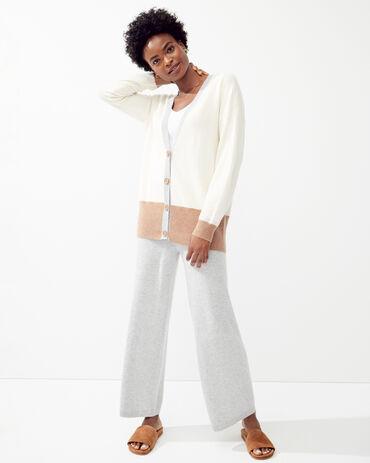 Pure Cashmere Knit Pants