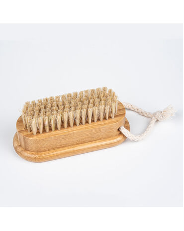 Baudelaire Bamboo Nail Brush