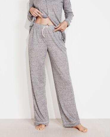 Brushed Featherweight Knit Drawstring Pants