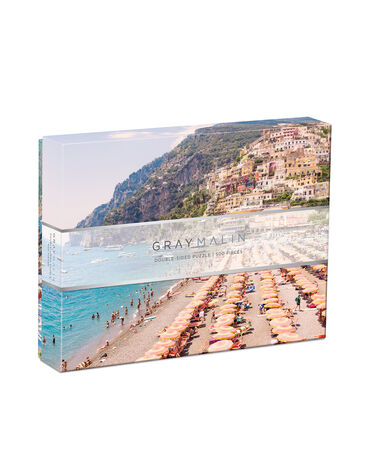 Gray Malin The Italy Double Sided 500-Piece Puzzle