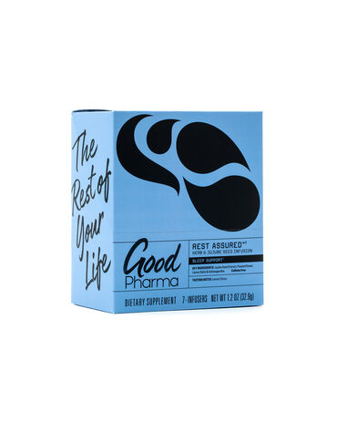Good Pharma Rest Assured™ Herb & Jujube Seed Infusion