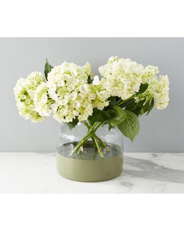 Etú Home Colorblock Flower Vase