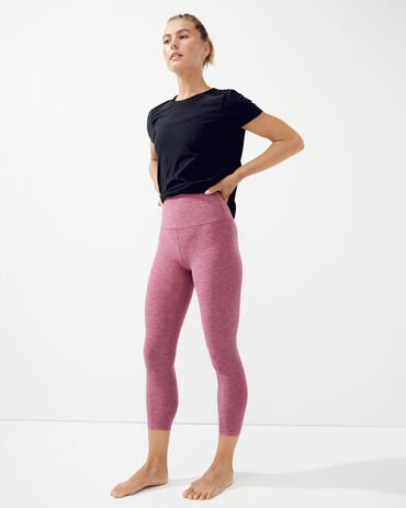 Beyond Yoga Spacedye High Rise Capri Legging