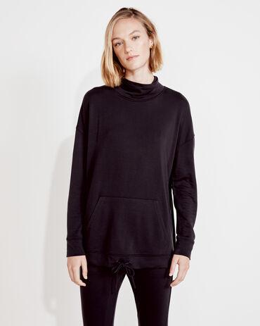 Cloud Fleece Funnel Neck Sweatshirt