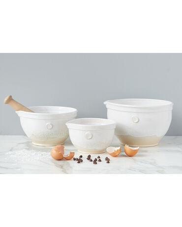 Etú Home Handthrown Mixing Bowl, Small