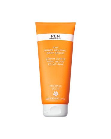 REN Clean Skincare Radiance AHA Smart Renewal Body Serum