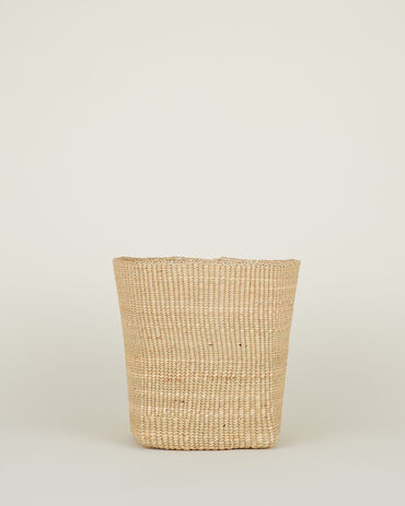 Hawkins New York Woven Short Basket