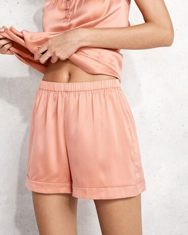 Washable Silk Short