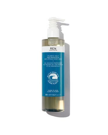 REN Clean Skincare Kelp + Magnesium Anti-Fatigue Body Wash