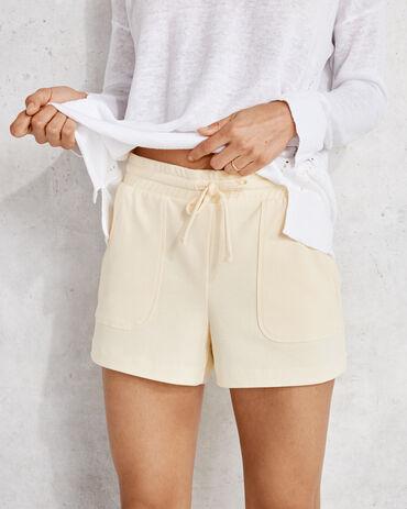 Organic Cotton Interlock Short
