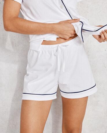 Organic Cotton Jersey Short