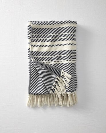 Pure Cotton Throw