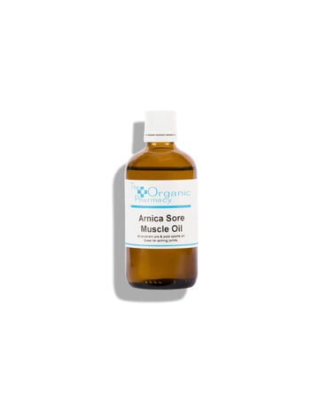The Organic Pharmacy Arnica Sore Muscle Oil