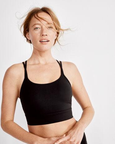 Varley Strappy Sports Bra