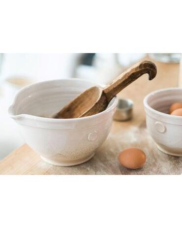 Etú Home Handthrown Mixing Bowl, Large