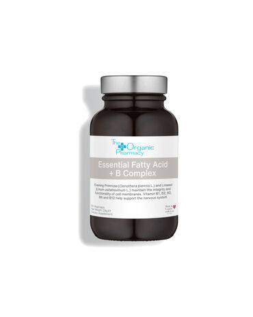 The Organic Pharmacy Essential Fatty Acid + B Complex Supplement