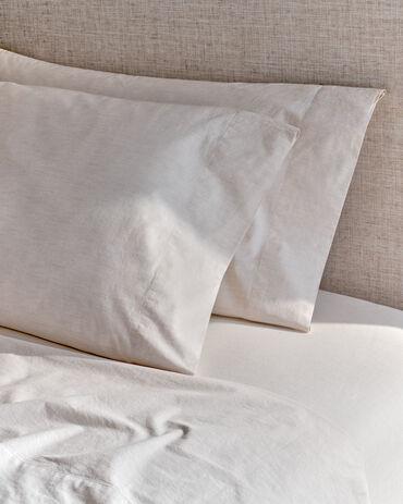 Organic Cotton Percale Sheet Set