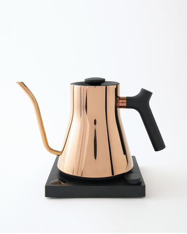 Fellow Stagg Copper Electric Kettle