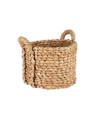Etú Home Small Rush Barrel Basket