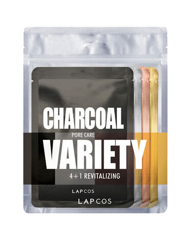 LAPCOS Revitalizing Sheet Mask Variety Pack + Cleansing And Exfoliating Pad