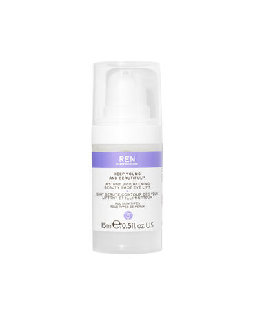 REN Clean Skincare Keep Young + Beautiful™ Instant Brightening Beauty Shot Eye Lift