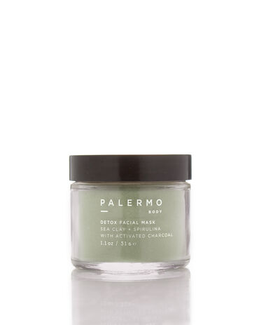 Palermo Detox Facial Mask