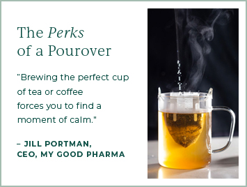 The Perks of a Pourover