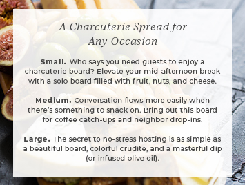A Charcuterie Spread for Any Occasion