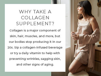 Why take a collagen supplement?